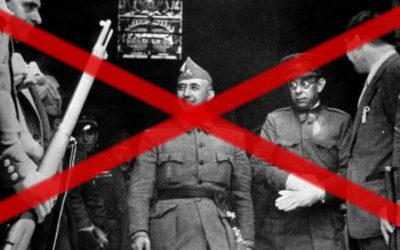 A Deputación Provincial condena a ditadura de Franco a proposta de Compostela Aberta e Marea Atlántica