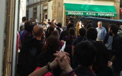 Comunicado de Compostela Aberta sobre o desaloxo do Centro Social Escárnio e Maldizer