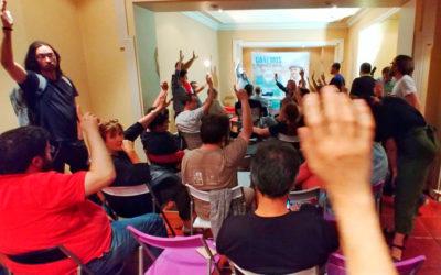 A Asemblea de CA aproba a proposta para relanzar o espazo político galego da Unidade Popular