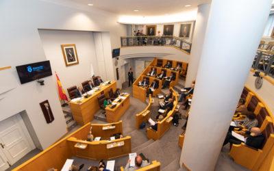 Aprobada na Deputación unha declaración institucional sobre retirada de honras e distincións franquistas