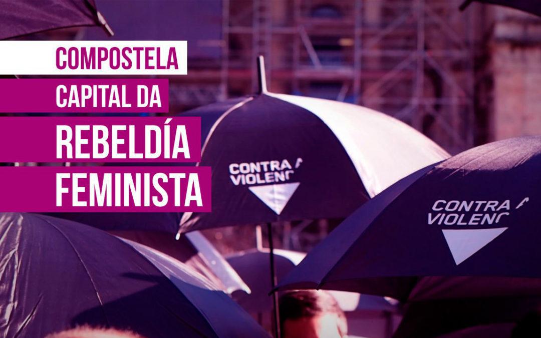 Compostela, capital da rebeldía feminista