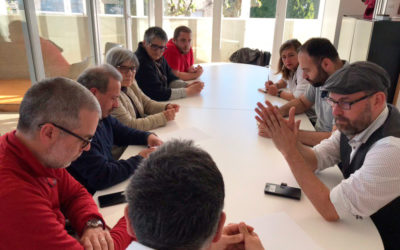 Compostela Aberta propón un equipamento cuberto para o barrio de Conxo