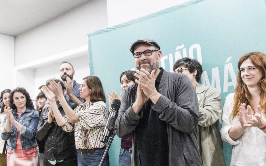 Compostela Aberta felicita a Sánchez Bugallo e agradece os máis de 10.000 votos recibidos