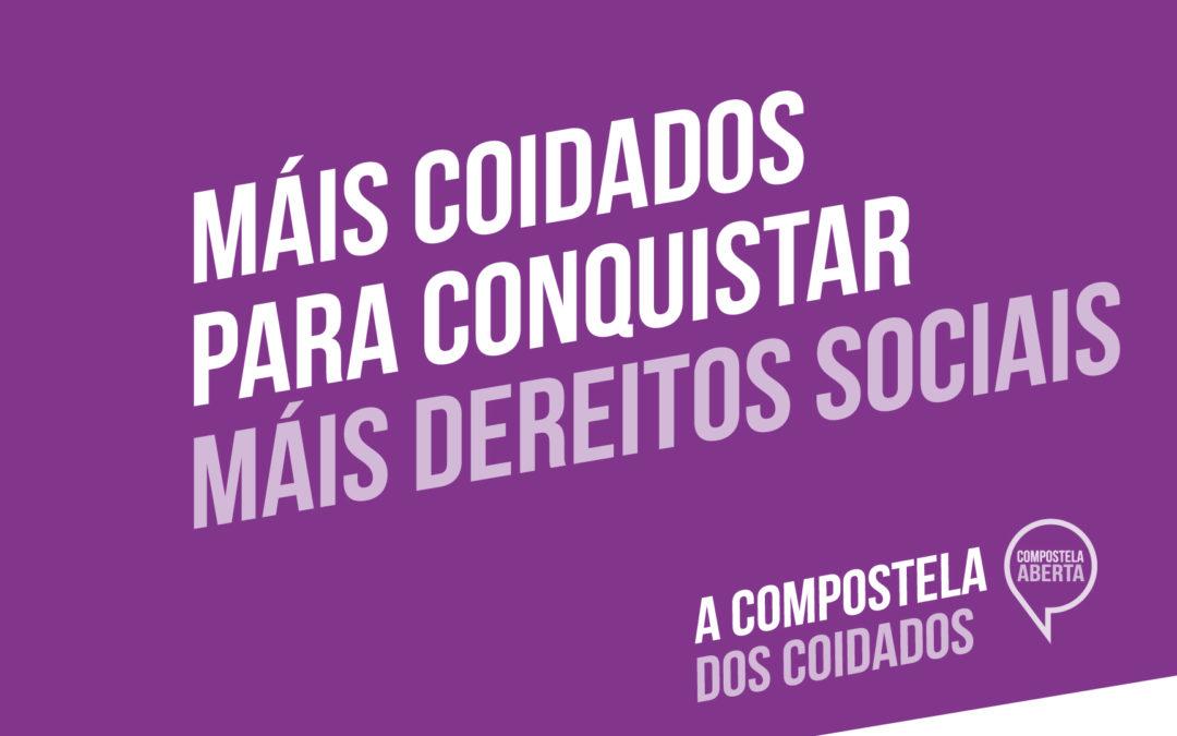 Reto: Compostela transformará as bolsas de comedor nunha renda de garantía infantil