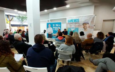 Compostela Aberta e Son de Teo comprométense a presentar un convenio de fusión no 2021
