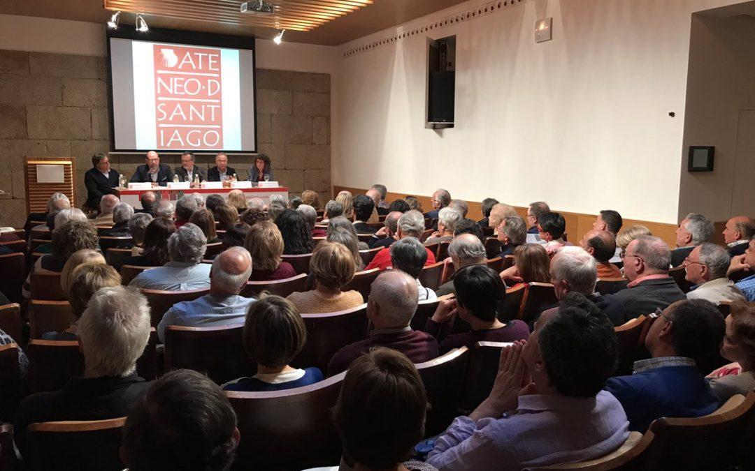 Por unha Compostela que siga recuperando o latexo cultural como capital do Cine, Música e Letras