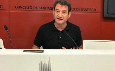 Compostela Aberta pide medidas para mellorar a seguridade viaria na parroquia de Marantes
