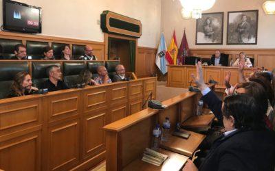 PSOE e PP xúntanse para aprobar as contas de 2019, suprimindo os Orzamentos Participativos e acordos do Pleno