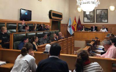 O Pleno aproba a proposición de CA para a construción de vivenda pública e a mobilización de vivenda baleira
