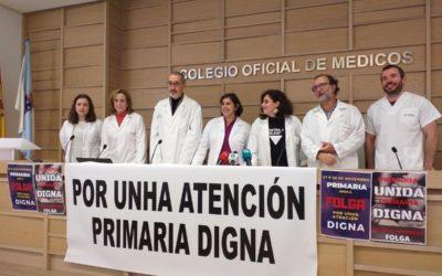 COMPOSTELA ABERTA APOIA A CONVOCATORIA GALEGA DE FOLGA PARA REIVINDICAR UNHA ATENCIÓN PRIMARIA DIGNA