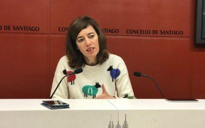 """Marta Lois insta ao Goberno a seguir construíndo a """"Compostela Territorio das Mulleres"""""""