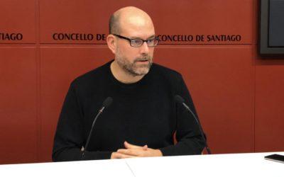 """Noriega a Feijóo: """"Habilite todas as camas dos hospitais públicos e privados de Santiago antes de ingresar doentes nun polideportivo"""""""