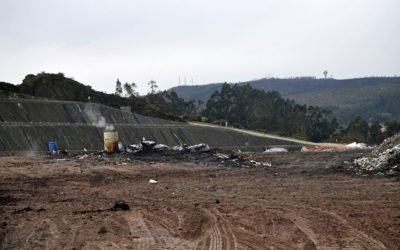 CA pídelle ao Goberno que explique como vai evitar a circulación de camións de gran tonelaxe polos accesos ao vertedoiro de Miramontes
