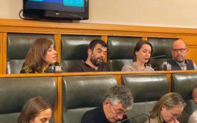 """A Corporación comprométese a seguir construindo a """"Compostela Territorio das Mulleres"""""""