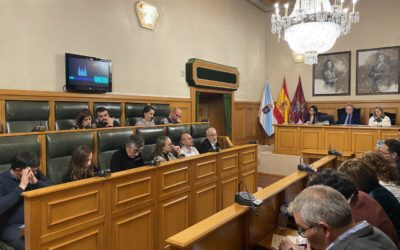 O Pleno converte en declaracións institucionais dúas propostas de Compostela Aberta en materia ambiental