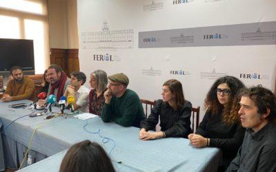 Ferrol en Común, a Marea Atlántica, Compostela Aberta e Marea de Vigo únense para dar voz ás demandas do municipalismo galego