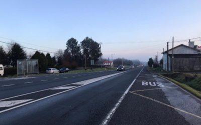 CA reclámalle ao Ministerio de Transportes e Mobilidade a humanización da rotonda de Conxo e das Nacionais 550 e 525