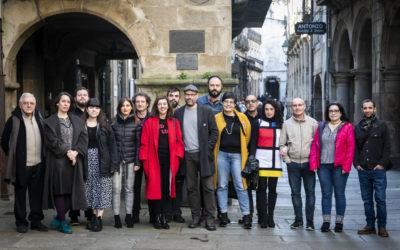 """Compostela Aberta presenta unha nova coordinadora """"plural, de consenso, e con vontade de darlle un novo pulo á organización"""""""