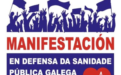 Compostela Aberta apoia a manifestación en defensa da sanidade pública do próximo domingo