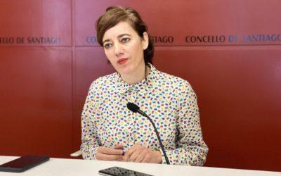 """Marta Lois pídelle ao Goberno local que traballe nun plan para facilitar a conciliación na """"nova normalidade"""" tras a crise da Covid-19"""