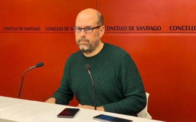 Compostela Aberta pónse a disposición do Goberno para afrontar a situación xerada pola pandemia do coronavirus