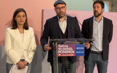 Martiño Noriega pídelle a Feijóo que interveña as residencias de maiores xestionadas por DomusVi en Santiago