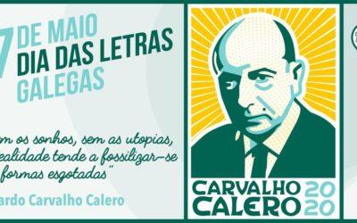 Ricardo Carvalho Calero: o autor que quixo desconfinar a nosa lingua