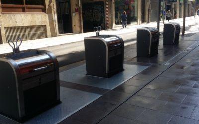 Compostela Aberta pídelle ao Goberno local que explique como vai ser o novo servizo de recollida do lixo e limpeza viaria