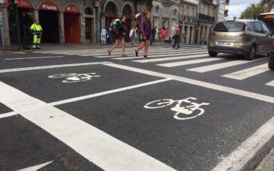 CA urxe á Deputación da Coruña a licitar as obras da Vía Verde entre Santiago e Cerceda