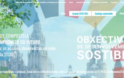 Ningún proxecto novo do Goberno de Bugallo na web que recolle as políticas públicas aliñadas coa Axenda 2030