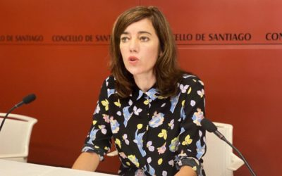 """Marta Lois: """"A Xunta inviste en sí mesma ao tempo que desatende as necesidades da cidadanía como o novo aparcadoiro do Hospital"""""""
