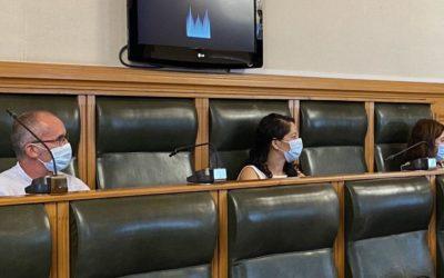 María Rozas e Xan Duro incorpóranse ao grupo municipal de Compostela Aberta