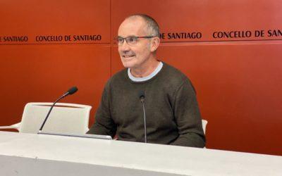 Compostela Aberta reclama o acondicionamento dunha senda peonil que comunique a Gracia co Polígono do Tambre