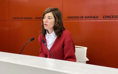 Marta Lois acusa a Bugallo de falta de transparencia e de atrasar a entrega da información solicitada pola oposición para exercer o seu labor