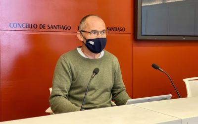 """Xan Duro: """"Bugallo perdeu dous anos para licitar a recollida do lixo, e agora Santiago perde a oportunidade de facer unha xestión eficiente dos residuos"""""""
