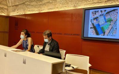 """Compostela Aberta leva á Comisión de Peleteiro unha nova proposta """"para acadar o consenso e desatascar o proxecto"""""""