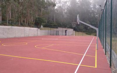 Compostela Aberta pide que se retome o proxecto de mellora das pistas deportivas de Figueiras