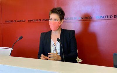 Branca Novoneyra avoga porque o Concello prepare a candidatura de Santiago á rede de Cidades Creativas da Música da UNESCO